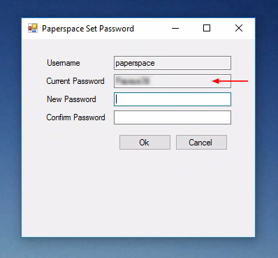 How Do I Reveal Or Change The Password On My Windows Vm Help
